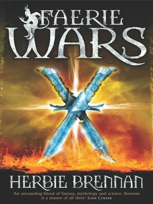 cover image of Faerie Wars