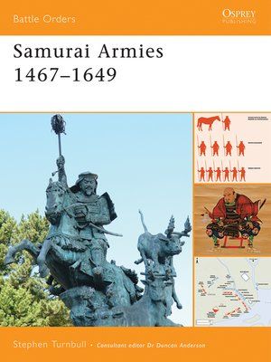 cover image of Samurai Armies 1467-1649
