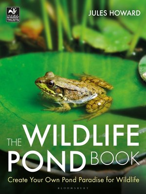cover image of The Wildlife Pond Book