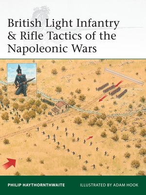 cover image of British Light Infantry & Rifle Tactics of the Napoleonic Wars