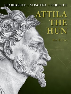 cover image of Attila the Hun