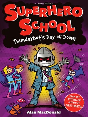 cover image of Thunderbot's Day of Doom