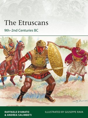 cover image of The Etruscans