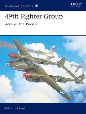 cover image of 49th Fighter Group