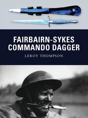 cover image of Fairbairn-Sykes Commando Dagger