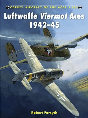 cover image of Luftwaffe Viermot Aces 1942–45