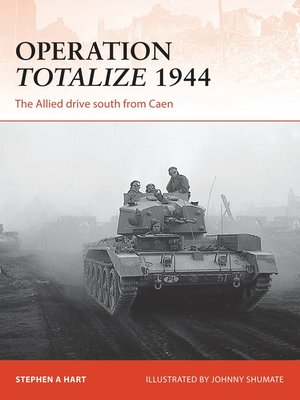cover image of Operation Totalize 1944