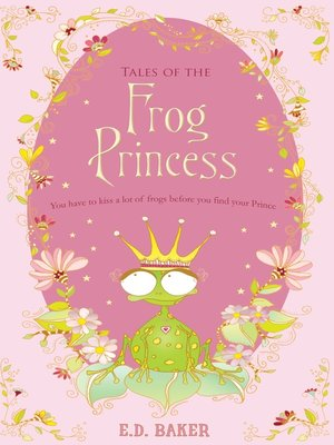 cover image of Tales of the Frog Princess