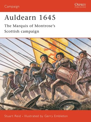 cover image of Auldearn 1645