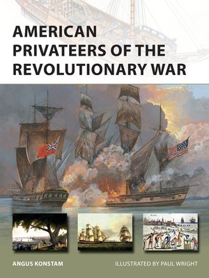 cover image of American Privateers of the Revolutionary War