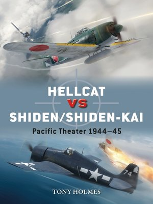 cover image of Hellcat vs Shiden/Shiden-Kai