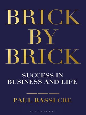 cover image of Brick by Brick