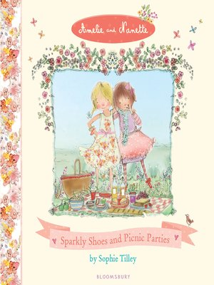 cover image of Amelie and Nanette