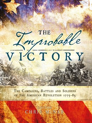 cover image of The Improbable Victory