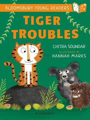 cover image of Tiger Troubles