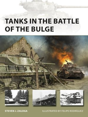 cover image of Tanks in the Battle of the Bulge