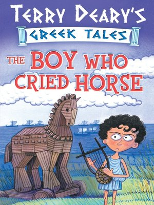 cover image of The Boy Who Cried Horse
