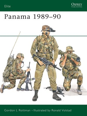 cover image of Panama 1989-90