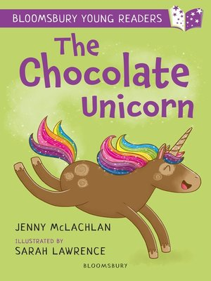 cover image of The Chocolate Unicorn