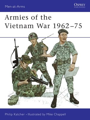 cover image of Armies of the Vietnam War 1962–75