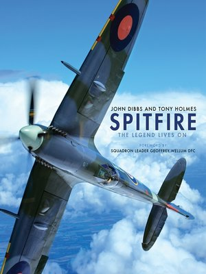 cover image of Spitfire