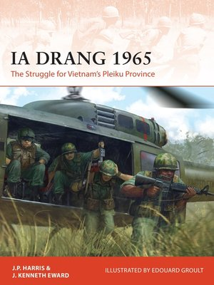 cover image of Ia Drang 1965