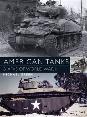 cover image of American Tanks & AFVs of World War II