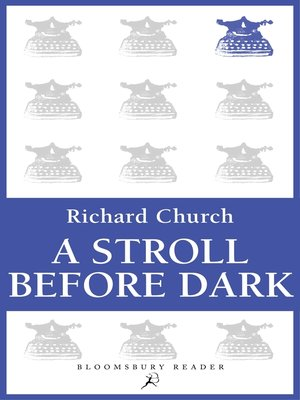 cover image of A Stroll Before Dark