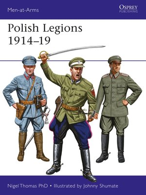 cover image of Polish Legions 1914–19