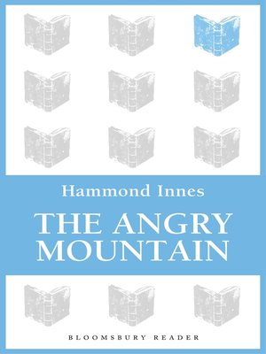 cover image of The Angry Mountain