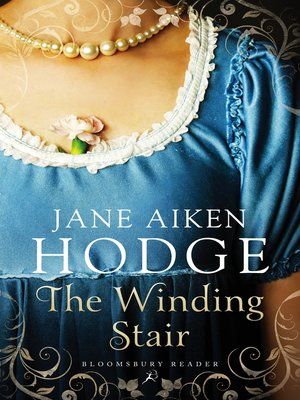 cover image of The Winding Stair