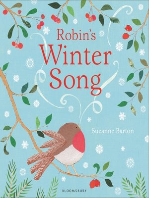 cover image of Robin's Winter Song