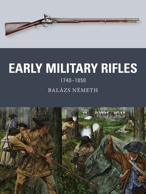 cover image of Early Military Rifles