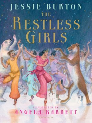 cover image of The Restless Girls