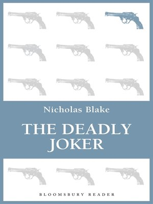 cover image of The Deadly Joker