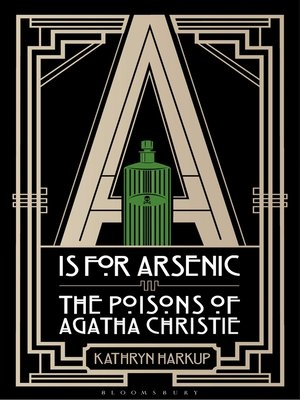 cover image of A is for Arsenic