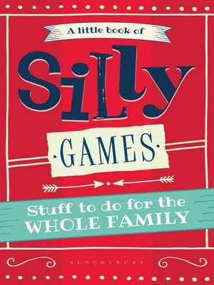 cover image of A Little Book of Silly Games