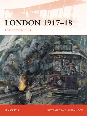 cover image of London 1917–18