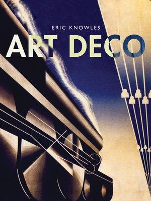 Art Deco Designs Book And Cd