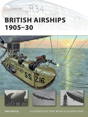 cover image of British Airships 1905-30