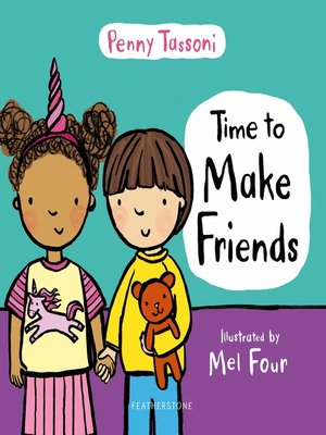 cover image of Time to Make Friends