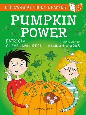 cover image of Pumpkin Power