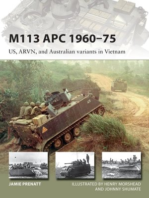 cover image of M113 APC 1960–75