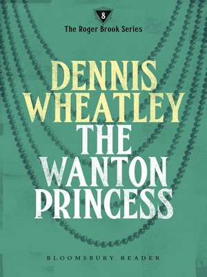 cover image of The Wanton Princess