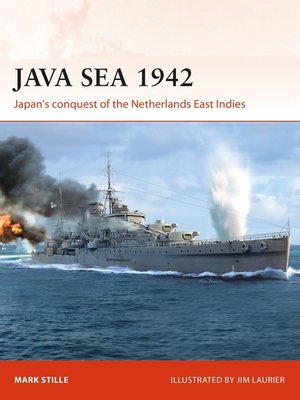 cover image of Java Sea 1942