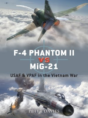 cover image of F-4 Phantom II vs MiG-21