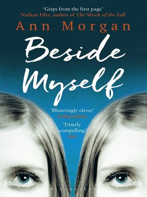 cover image of Beside Myself