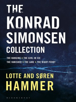 cover image of The Konrad Simonsen Collection