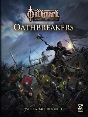 cover image of Oathbreakers
