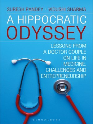 cover image of A Hippocratic Odyssey